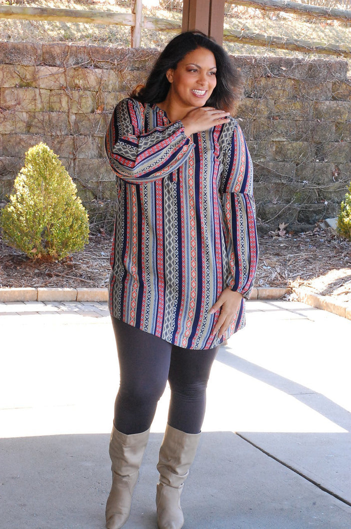 A Hold on Me Tunic