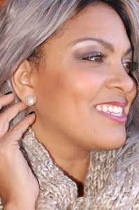 Glisten Earrings (Gold)