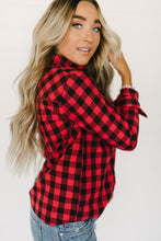 Load image into Gallery viewer, Ampersand Ave™ Plaid (Buffalo Red)