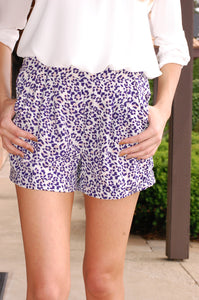 Walk on the Wild Side Shorts