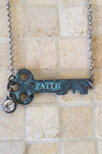 Load image into Gallery viewer, Finding Faith Necklace