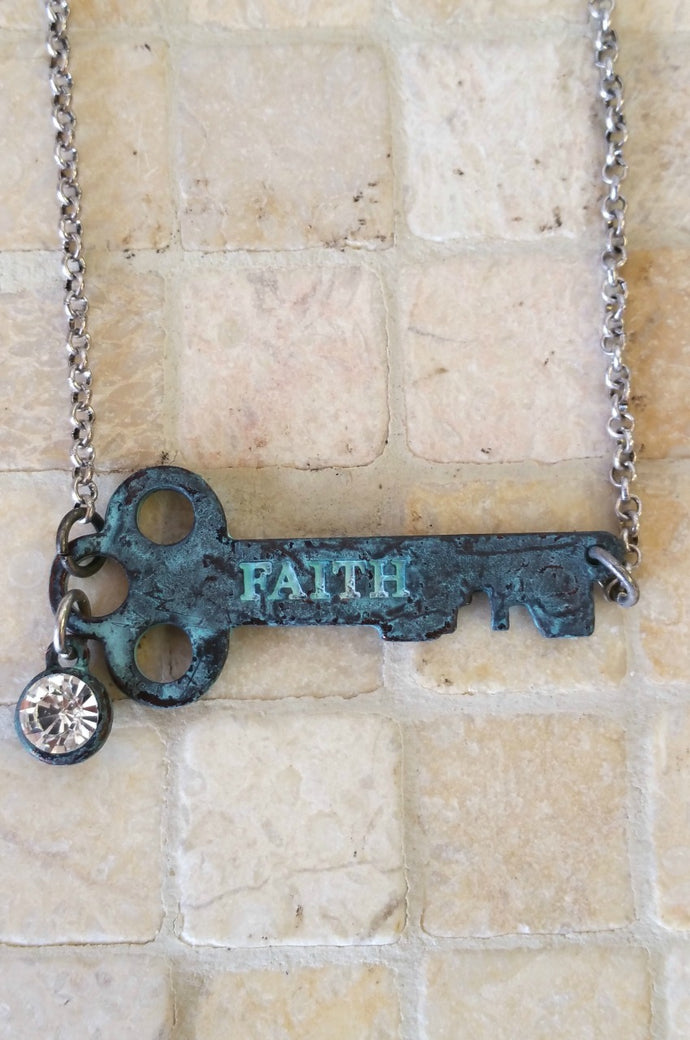 Finding Faith Necklace