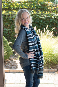 Earn Your Stripes Scarf