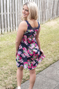 Full of Posies Dress