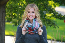 Load image into Gallery viewer, Merry Go Round Infinity Scarf (Classic)
