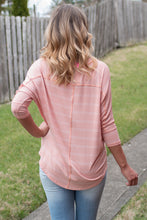 Load image into Gallery viewer, Go Everywhere Dolman Top (Peach)