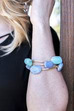 Load image into Gallery viewer, Calming Waters Bangle Set