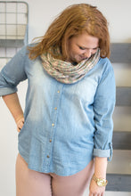 Load image into Gallery viewer, Blue Jean Baby Chambray
