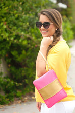 Load image into Gallery viewer, Cabana Wristlet (Hot Pink)
