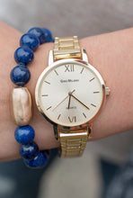 Load image into Gallery viewer, I'll Be Around Bracelet (Navy)