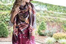 Load image into Gallery viewer, Go for the Gold Blanket Scarf