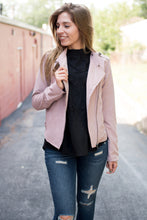 Load image into Gallery viewer, Ride Along Jacket (Blush)
