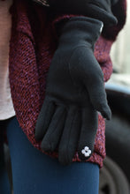 Load image into Gallery viewer, Don't Hound Me Touch Screen Gloves (Black)
