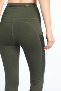 Express Workout Pants (Olive)