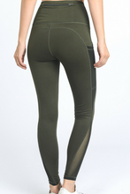 Load image into Gallery viewer, Express Workout Pants (Olive)