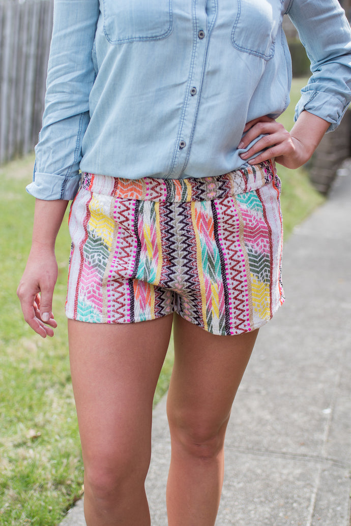 Join My Tribe Shorts