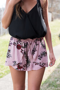 Ruffled Up Shorts