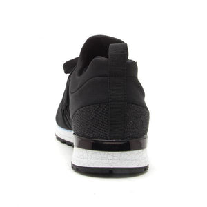 Pick Up the Pace Sneakers (Black)