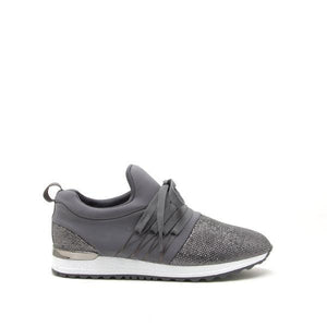 Pick Up the Pace Sneakers (Grey)