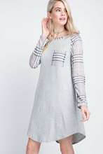 Load image into Gallery viewer, Carriage Ride T-Shirt Dress