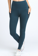 Load image into Gallery viewer, Express Workout Pants (Teal)