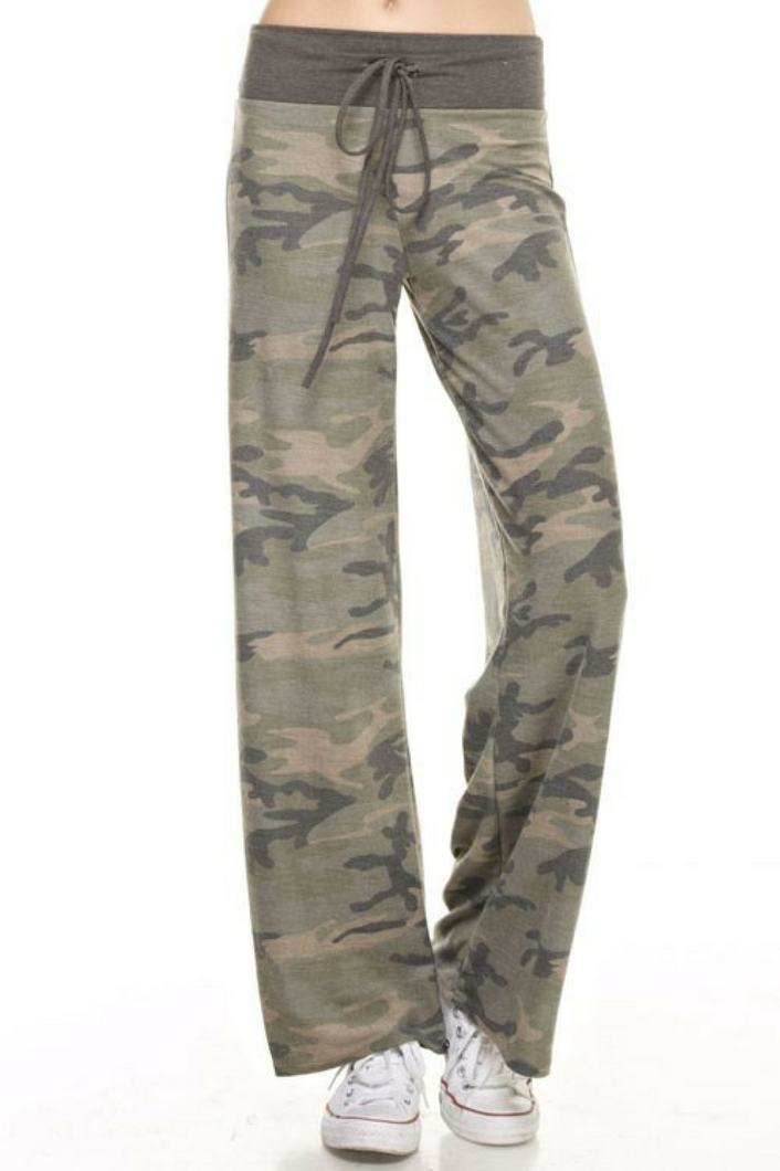 Stand By Me Lounge Pants (Camo)
