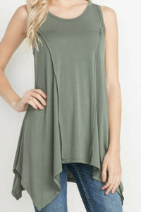 Better Days Tunic (Olive)