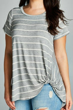 Load image into Gallery viewer, Knots Landing Tunic Tee