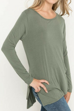 Load image into Gallery viewer, Meledy In Love Top (Olive)
