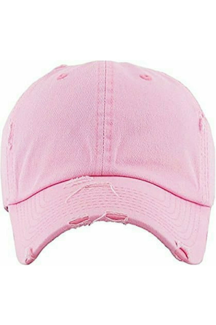 Not Your Dad's Hat (Pink)