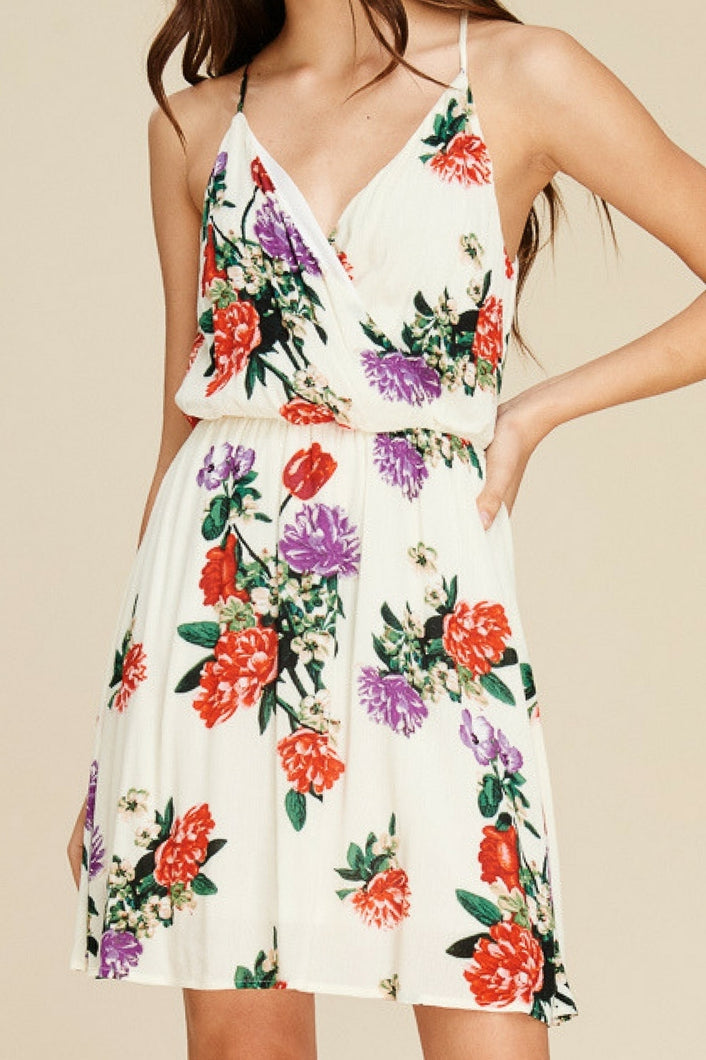 Hello Blooms Dress
