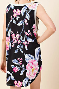Burst Into Bloom Tunic Tank