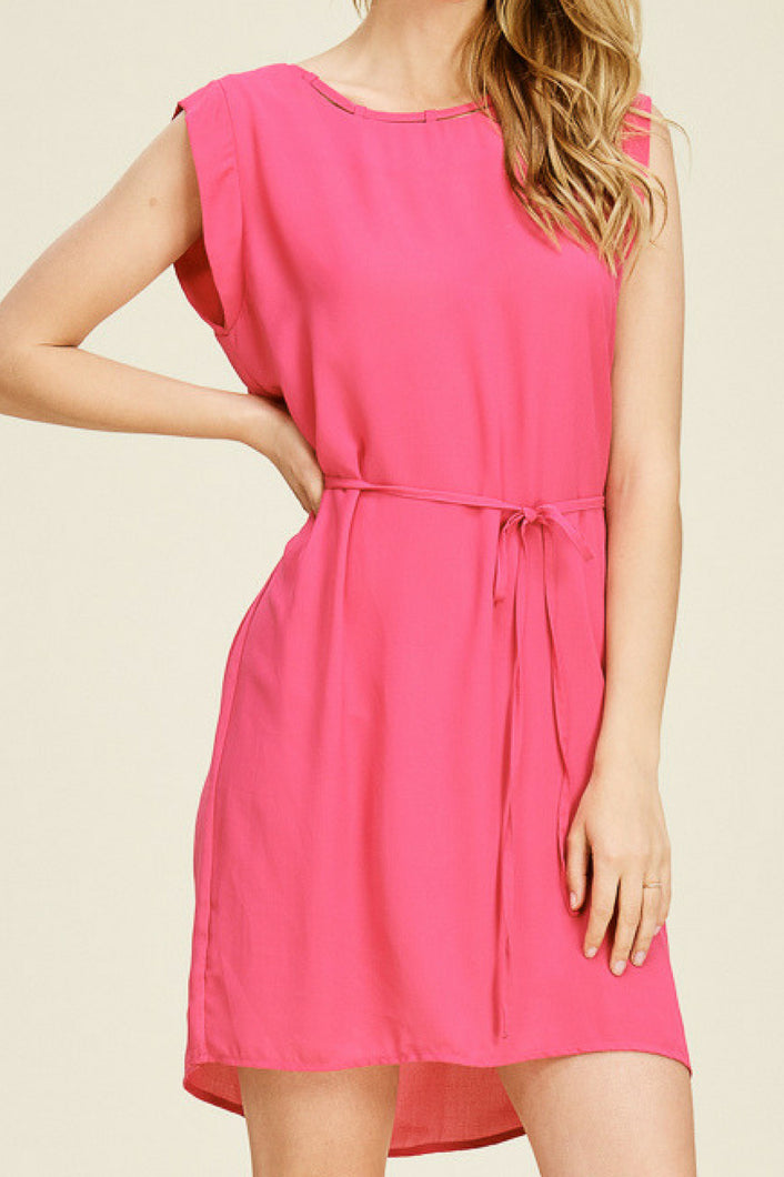 Crazy Cool Dress (Pink)