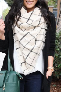 Keepin' It Classic Blanket Scarf