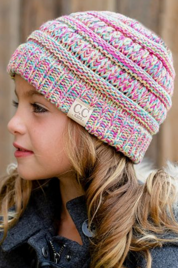C. C Kids Beanie (Additional Colors)