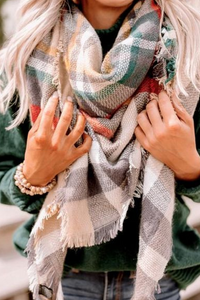 Timeless Blanket Scarf