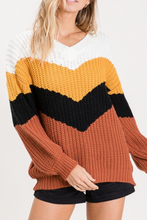 Load image into Gallery viewer, Make a Point Sweater