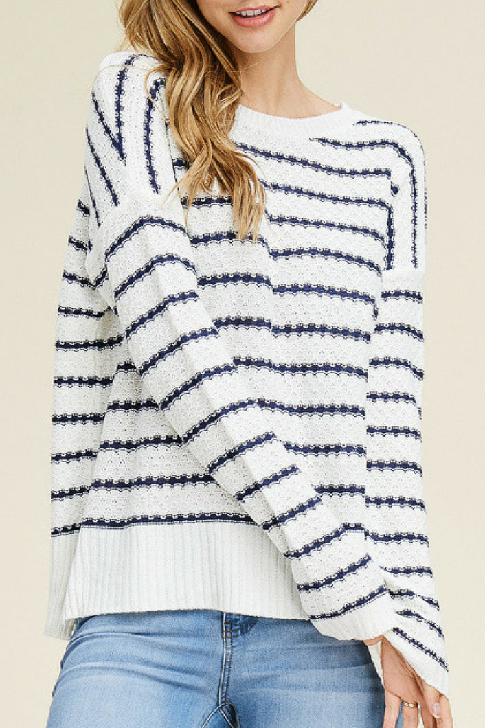 Hello Sailor Sweater