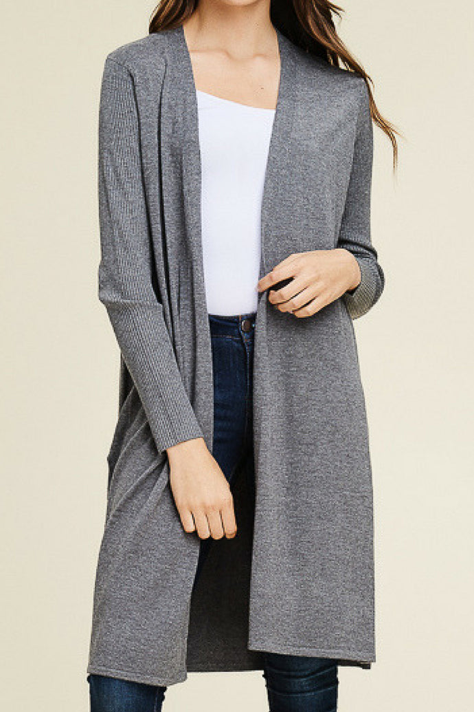 The Everyday Cardigan
