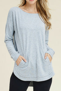 Such an Essential Top (Grey)