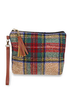 Load image into Gallery viewer, Grab N Go Wristlet (Tan)