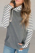 Load image into Gallery viewer, DoubleHood Ampersand Ave™ Sweatshirt - In the Hamptons (Curvy)