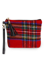Load image into Gallery viewer, Grab N Go Wristlet (Red)