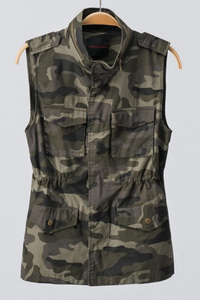 Can You See Me Now Camo Vest