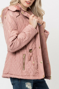 Made for Manhattan Jacket (Pink)