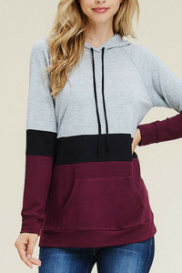 Looking for Comfort Hooded Top