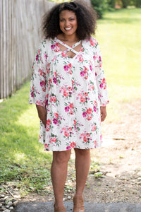 Walk With Me Tunic Dress