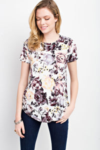 Wallflower Tee