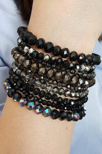 A Lovely Stack (Black)