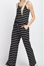 Load image into Gallery viewer, Vacation Bound Jumpsuit (Black)